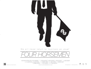TPFF FILM CLUB: FourHorsemen
