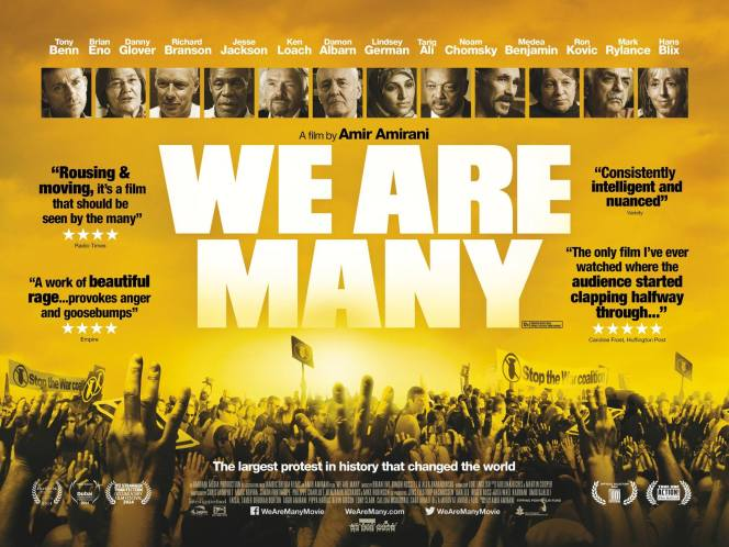 We Are Many UK Release Begins May 21st
