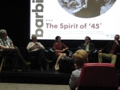 Ken Loach's Spirit of 45 at the Barbican