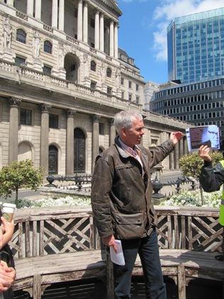 John at Bank of England