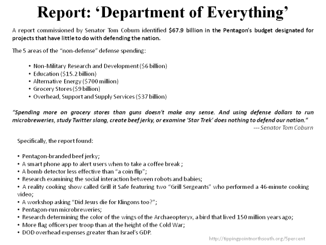 department of everything