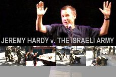 Jeremy Hardy vs The Israeli Army