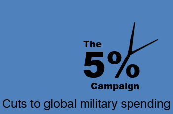 Delivering sustainable cuts to global military spending