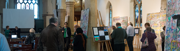 Film Launch and Auction of BethlehemUnwrapped
