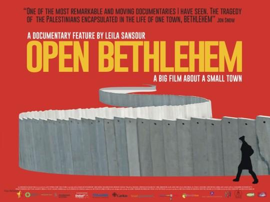 Open Bethlehem Poster