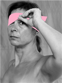 P-P pic Blindfold