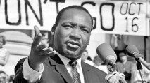 On Martin Luther King Day – PROJECT2018
