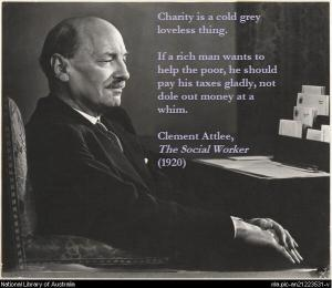 Attlee charity