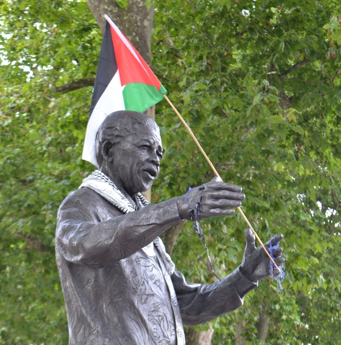 Make Apartheid History celebrates Mandela Day​