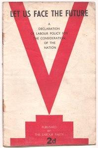 labour manifesto 1945