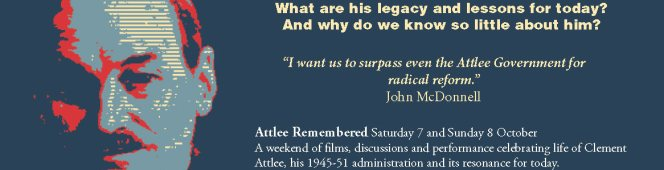 Attlee Remembered Mini-Festival