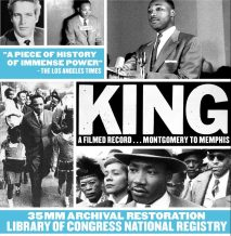 Sat 23 June 5pm – In the place where MLK preached, we will be screening 'From Montgomery to Memphis'