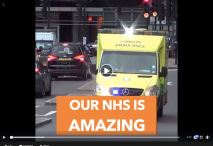 A birthday that really matters. Our NHS at 70. And it's just possible that it's could be 'takenback'