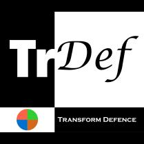 Transform Defence square logo